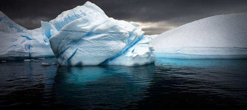 Iceberg Camille Seaman
