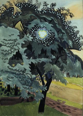 The luminous tree